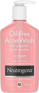Best neutrogena acne wash pink grapefruit Reviews