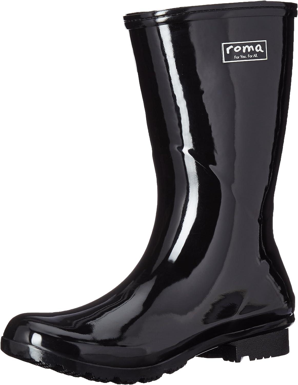 Roma Boots Women's Emma Mid Rain Boot
