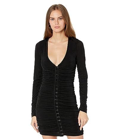 Bardot Demi Rouched Dress