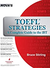 TOEFL Strategies: A Complete Guide to the iBT