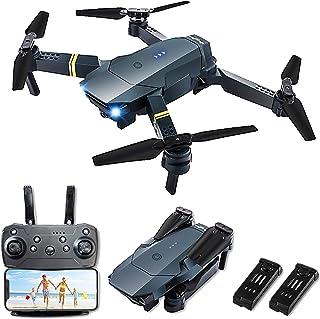 Kedelak 69601 720 P Kamera Wifi FPV Drone Sprachsteuerung H/öhe Halten 3D Schlag Headless RC Quadcopter
