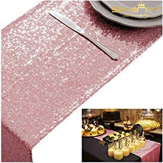 Best rainbow sequin table runner Reviews