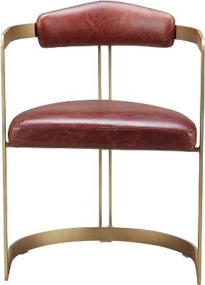Amazon.com: Oyster Silla contemporánea cómodo Lounge ...