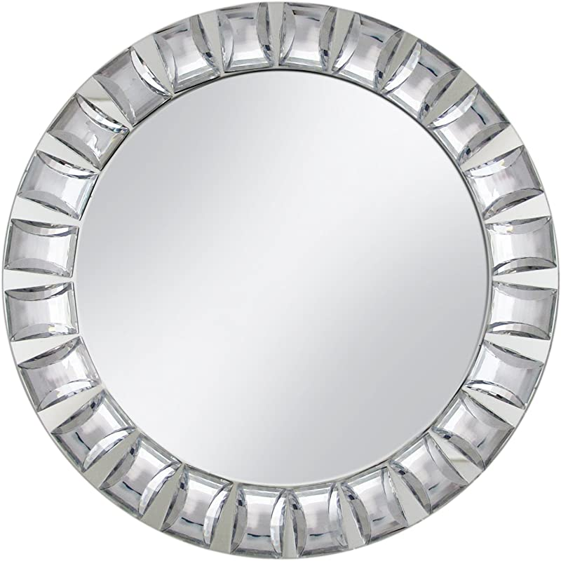 ChargeIt By Jay Charger Plate With Big Beads Mirror