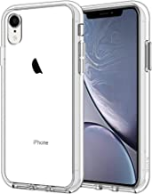 JETech Coque Compatible iPhone XR, 6,1 Pouces, Shock-Absorption, HD Clair
