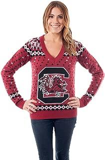 Women's University of South Carolina Sweater - Gamecocks Ugly Christmas Sweater