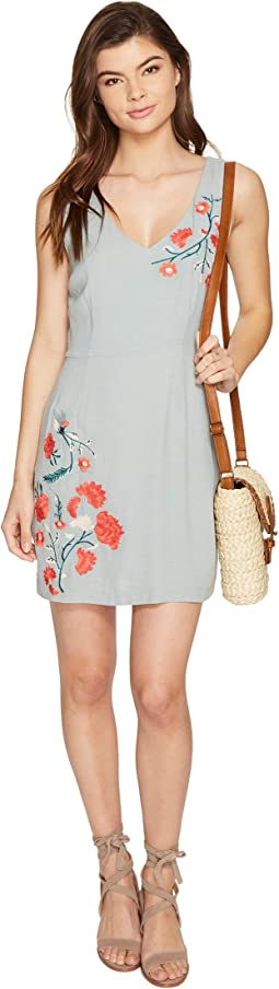 Tullie Embroidered Dress