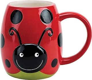 Ladybug - Figural Fun Mug