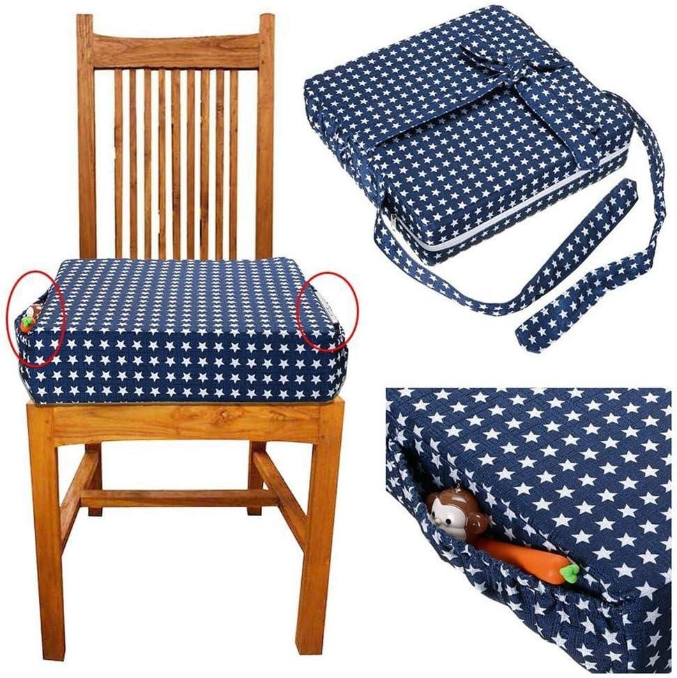 Place /épaissi Coussin Pad Accueil Coussin d/écoratif Chaise pour Office Home Soft Pad Chair Coussin Anti Slip Chaise coussin de caf/é l/éger L