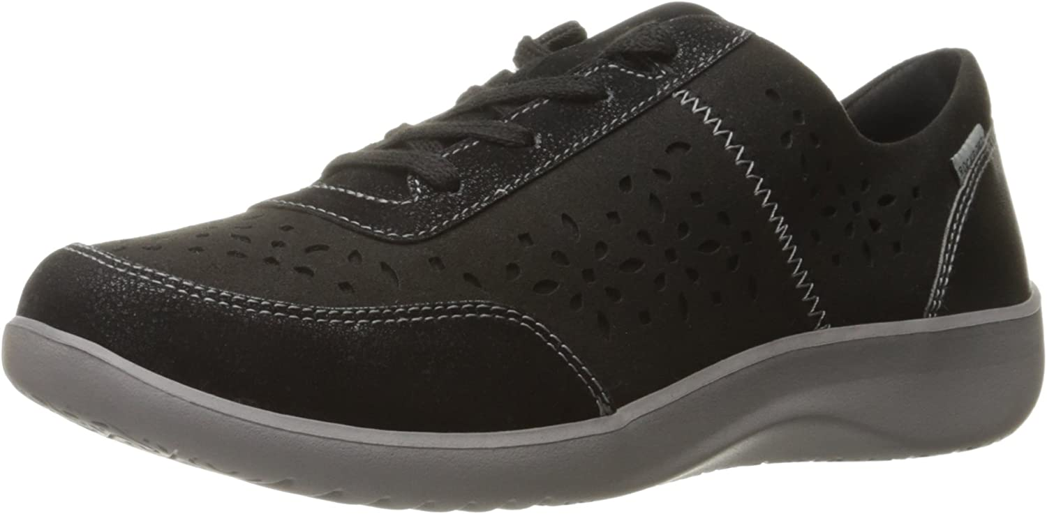 Rockport Womens Emalyn Tie Fashion Sneaker