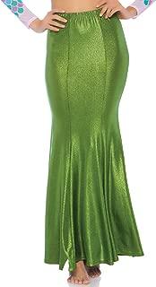 Leg Avenue Women's Shimmer Mermaid Tail Skirt