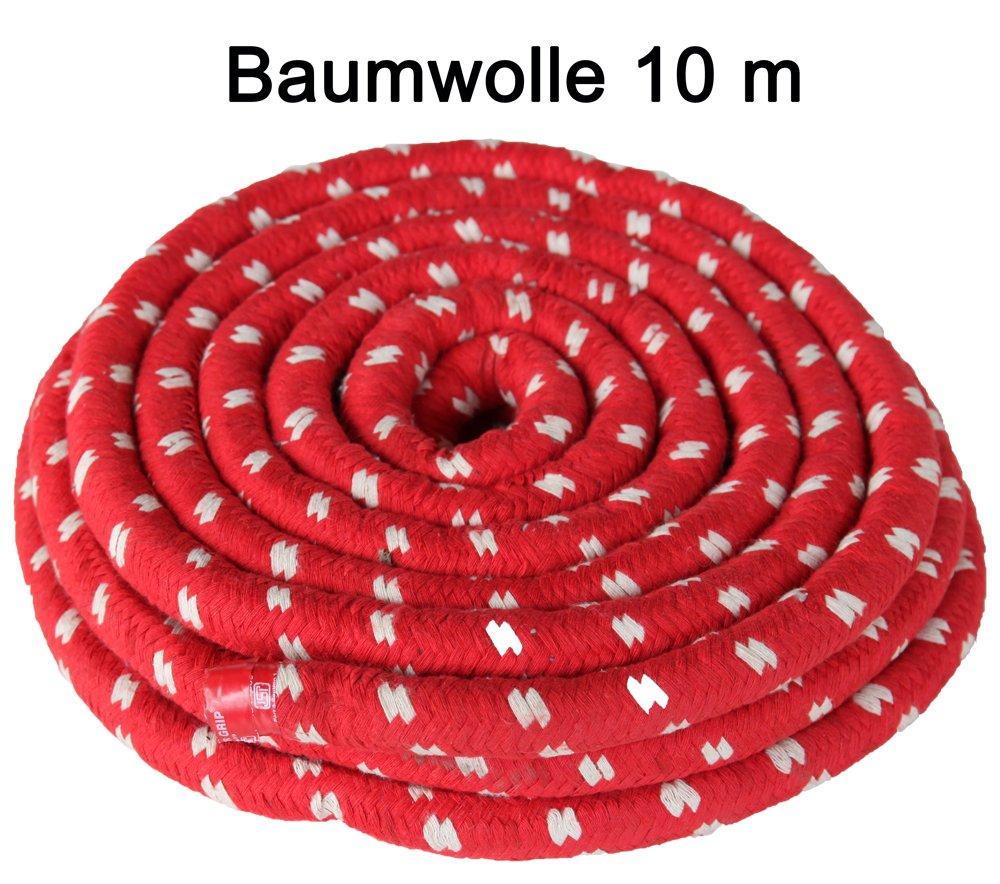 Boje Sport Cuerda/SOGA de Tiro de algodón -10 Metros x 22 mm ...