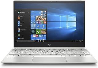 HP Envy 13-ah0002ne Laptop, Intel Core i7-8550U, 13 Inch, 256 GB SSD, 8GB RAM, Intel UHD Graphics, Win 10, Eng-Ara KB, Silver