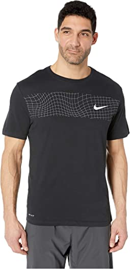 Dry Tee Dri-FIT™ Cotton Grid Bar