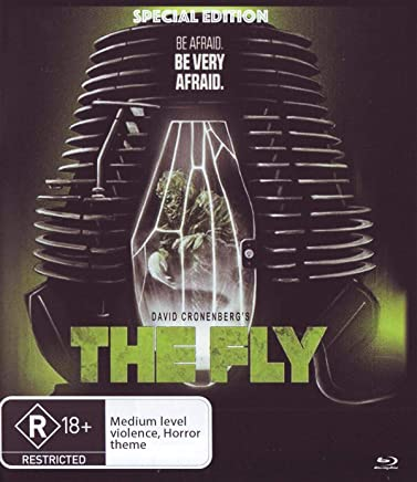 The Fly (1986) Digitally Remastered (Special Edition)