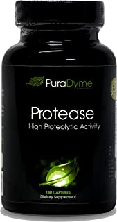 PuraDyme -Protease |180 Capsules