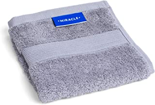 Miracle Made Washcloth - Premium Washcloths for Bathroom Infused with Natural Silver, Prevents 99.9% Bacterial Growth - 10...