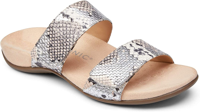 Vionic Max 69% OFF Women's Rest Brand new Randi Slide - Sandal with Adjustable Sandals