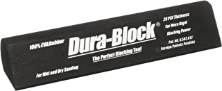 Dura-Block AF4406 Black Tear Drop Sanding Block