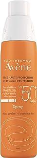 Avene Spray 50+ Spf No White Streaks, 200ml