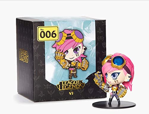 RIOT - League of Legends - 006 VI Officiel