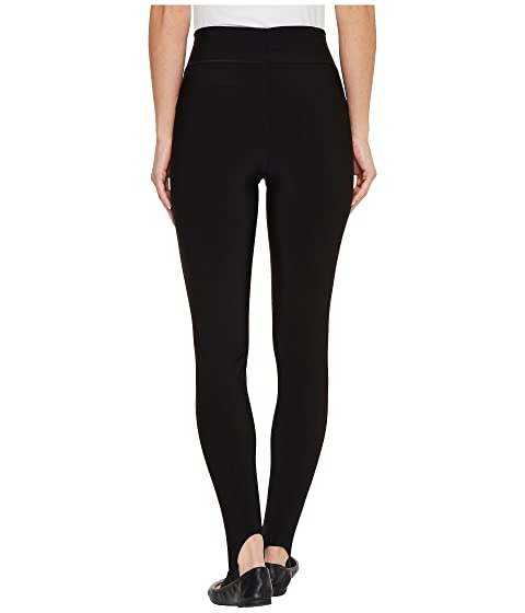 Outlet Shop For Plush Matte Spandex Stirrup Leggings with Hidden Pocket Black Free Shipping For Nice Perfect Buy Cheap 2018 New pufWg9OO8I