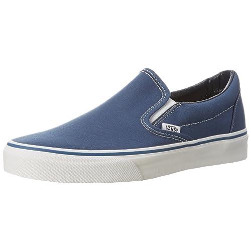 vans bleue