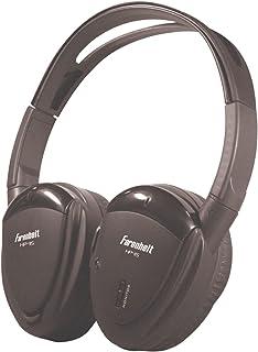 Fahrenheit Power Acoustik HP11S PA Swivel Ear Wireless IR Headphone 1C