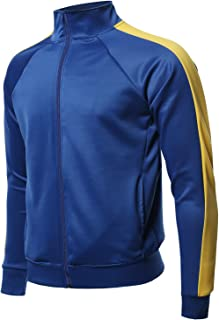 Best yellow track jacket Reviews