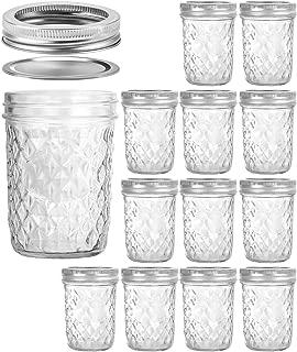 Best 16 oz jelly jars Reviews