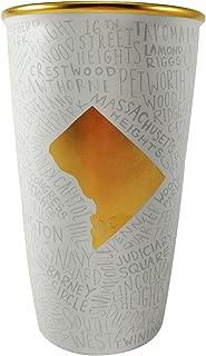 Best starbucks white gold ceramic tumbler Reviews