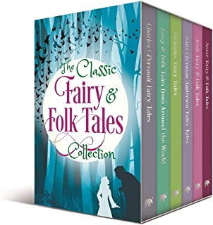 The Classic Fairy & Folk Tales Collection: Deluxe 6-Volume Box Set Edition