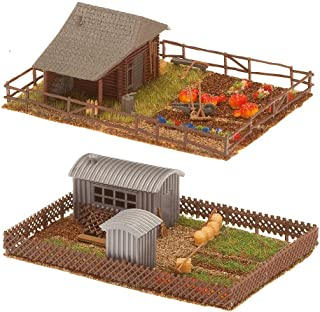 Faller 272552 Allotment Garden #3 N Scale Scenery and Accessories