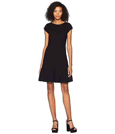 Rebecca Taylor Sleeveless Honeycomb Dress