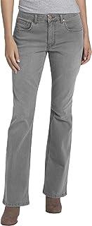 Dickies Women's Perfect Shape Denim Jean-Bootcut Stretch