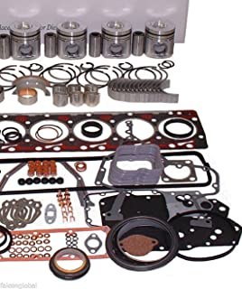 FITS Nissan SD22 Lift truck engine kit diesel forklift 2.2L pistons gaskets (std sizes)