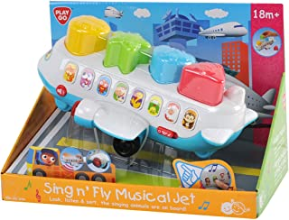 Playgo 2104 Electronic Learning Toys 3 Years & Above,Multi color