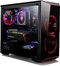 CLX Set Gaming PC AMD Ryzen 7 2700X 3.70GHz (8 Cores) 16GB DDR4 2TB HDD & 480GB SSD NVIDIA GeForce RTX 2070 8GB GDDR6 MS Windows 10 Home 64-Bit