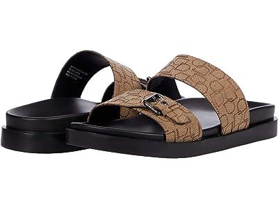 Stacy Adams Montero Double Strap Slide Sandal