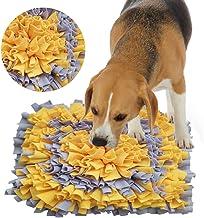 Mascota Alfombra para Actividades para Mascotas Almohadilla de Entrenamiento Habilidad para Buscar Comida Bloomma Estera de alimentaci/ón para Perros Manta de Trabajo Antideslizante Nariz