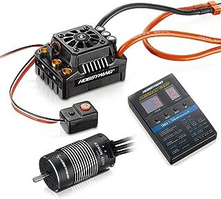 Hobbywing EzRun MAX8 Combo T-plug 150A Brushless ESC & 4274 2200KV Motor for 1/8 RC Car