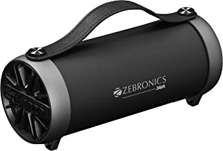 Zebronics Portable Speaker with Bluetooth, AUX, USB, Micro SD car and FM - Java