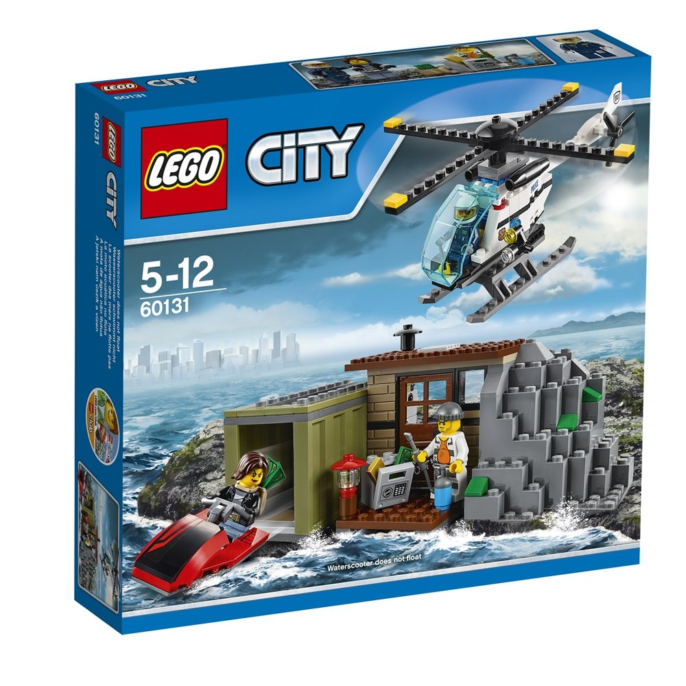 LEGO - Isla de los Ladrones, Multicolor (60131): Amazon.es ...