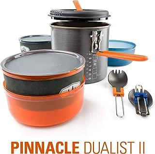 GSI Outdoors Pinnacle Dualist II Cookset