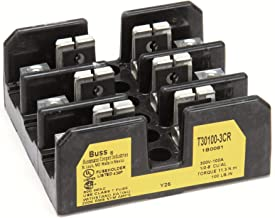 Champion - Moyer Diebel 108424 Fuse Block 600V/100A 3P T Type