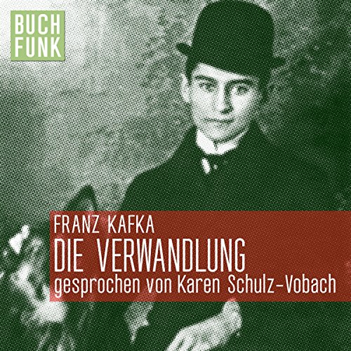 Die Verwandlung audiobook cover art