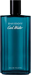 Davidoff Perfume - Cool Water by Davidoff - perfume for men - Eau de Toilette, 200ml