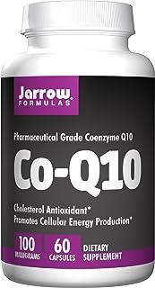 Jarrow Formulas - Co-Q10 100 mg 60 caps (Pack of 2)