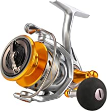 SeaKnight Rapid Saltwater Spinning Reel, 4.7:1,6.2:1 High...
