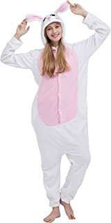 Pijama Animal Entero Unisex para Adultos con Capucha Cosplay